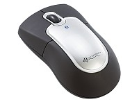 GeneralKeys Laser-Bluetooth-Mini-Maus 1600dpi