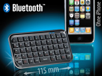 ; Bluetooth-Tastaturen (iPad)