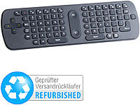 GeneralKeys 3in1 Funk-Air-Maus mit Multimedia-Tastatur (Versandrückläufer); Funktastatur & -Maus Sets